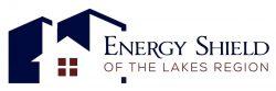 Energy Shield of the Lakes Region horizontal logo - small