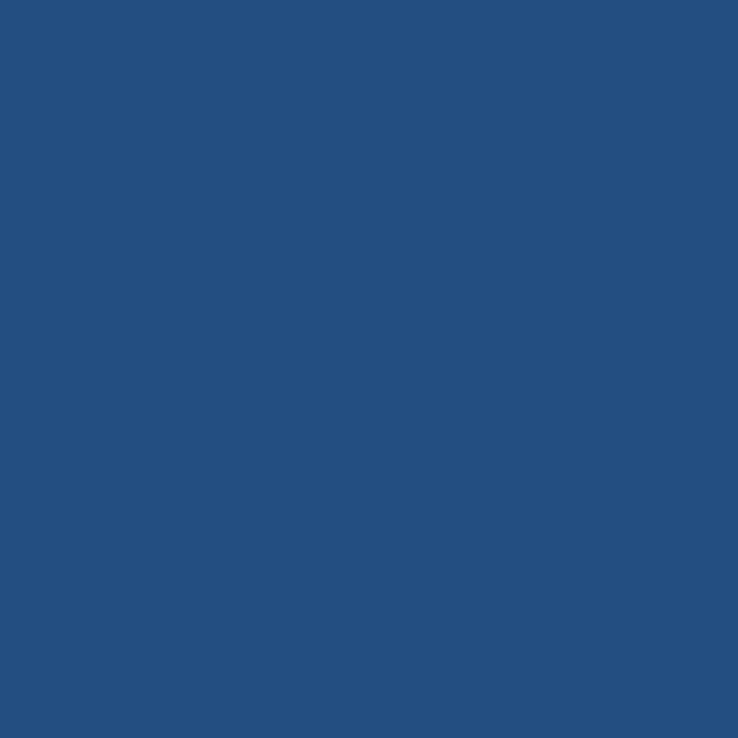 Cobalt Blue Imperial Rib